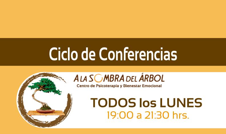 Ciclo de conferencias Octubre – Diciembre 2019